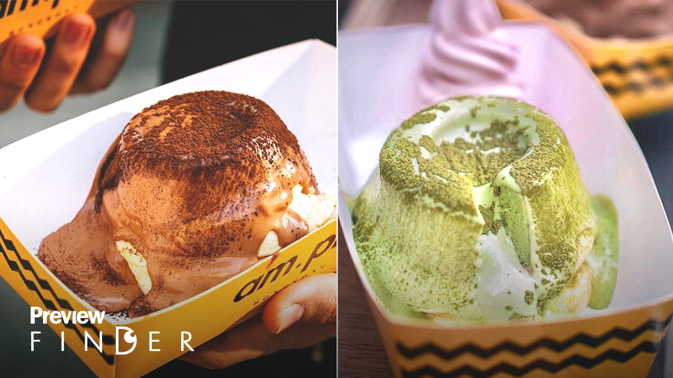 Hong Kong's Famous Souffle Pancakes Just Opened In Manila