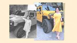 We Spotted Jinkee Pacquiao Twinning With Her Car