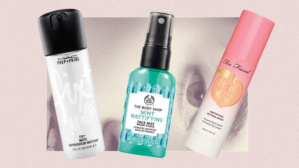 5 Face Mists That Can Mattify Oily Skin And Control Shine
