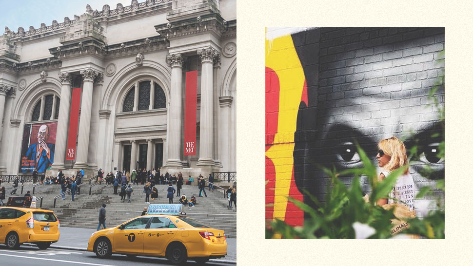 46 Things I Did, Ate, and Saw During My First Trip to New York