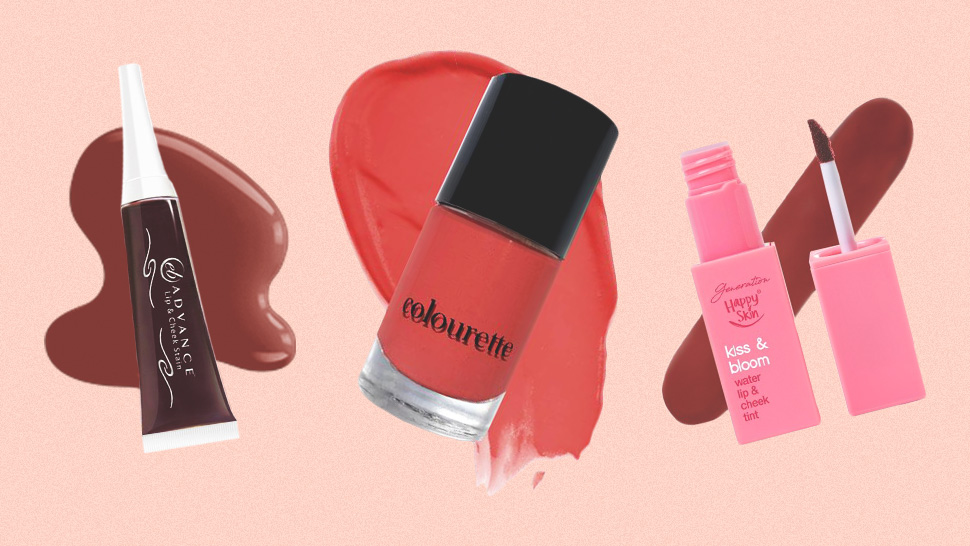 These Are the 5 Best Lip and Cheek Tints from Local Brands