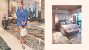 Pia Wurtzbach Is Finally Giving You A Sneak Peek At Her New Home