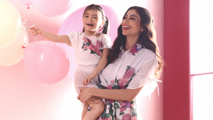 Twinning Gets Sweet With Plains & Prints First Mommy-and-me Line