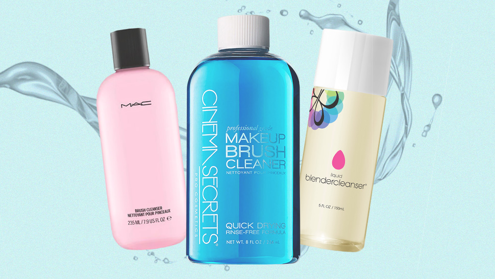 The 10 Best Makeup Brush Cleaners To Have In Your Collection