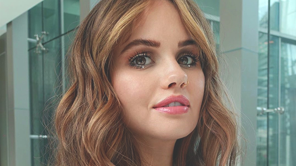 Debby Ryan Borrowed Anne Curtis' Hairstylist to Promote 'Insatiable'