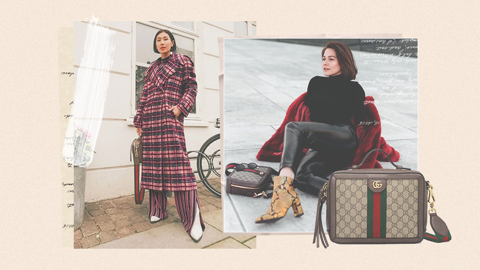 Bea Alonzo And Liz Uy Both Love Traveling With This Gucci Bag