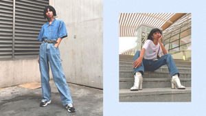 10 Denim Looks We're Copping From Mimiyuuuh