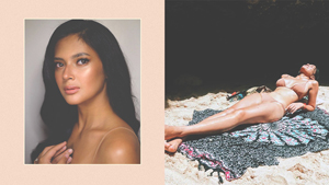 7 Beach Poses To Cop From Bianca Umali