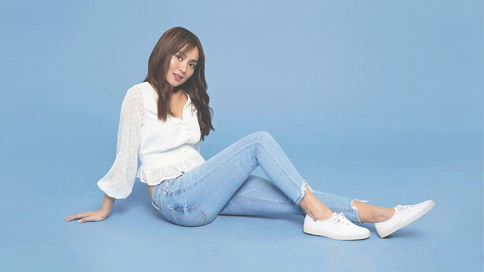 Kathryn Bernardo is The Newest Face of Keds