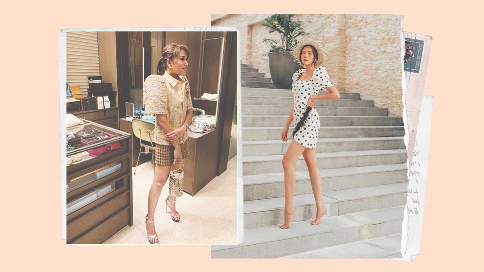 7 Ootds That'll Make You Want To Wear Terno Sleeves On A Casual Day
