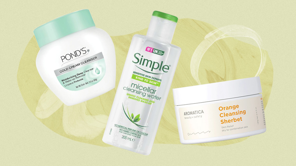 3 Kinds of Makeup Removers That Are Perfect for Double Cleansing