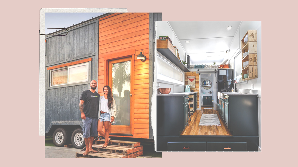 This DIY Tiny House Will Teach You How to Maximize Your Home Space