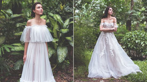 This Brand Offers Elegant Wedding Dresses Under P40,000