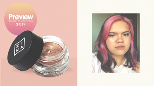 This Waterproof Cream Eyeshadow Is Perfect For Oily Eyelids