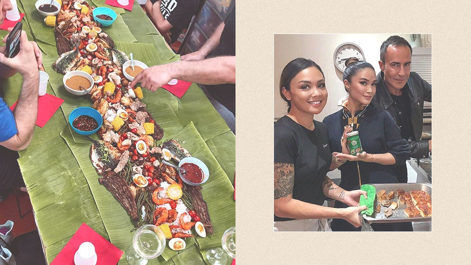 This Filipina Chef Is Introducing Boodle Fights In Paris