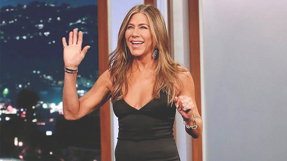 This Is What Jennifer Aniston Has Been Up To Since Joining Instagram