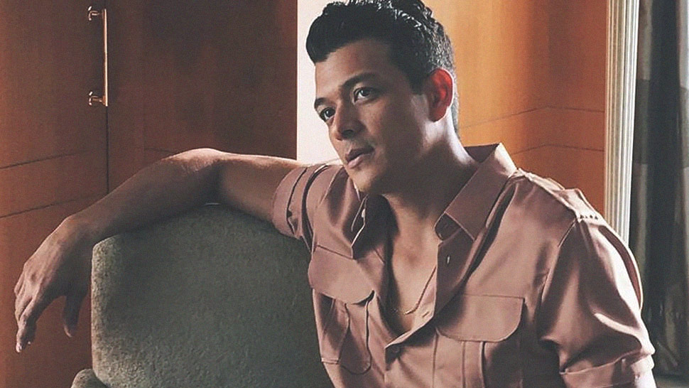 Jericho Rosales Gave His Dapper New Haircut Such A Witty Name