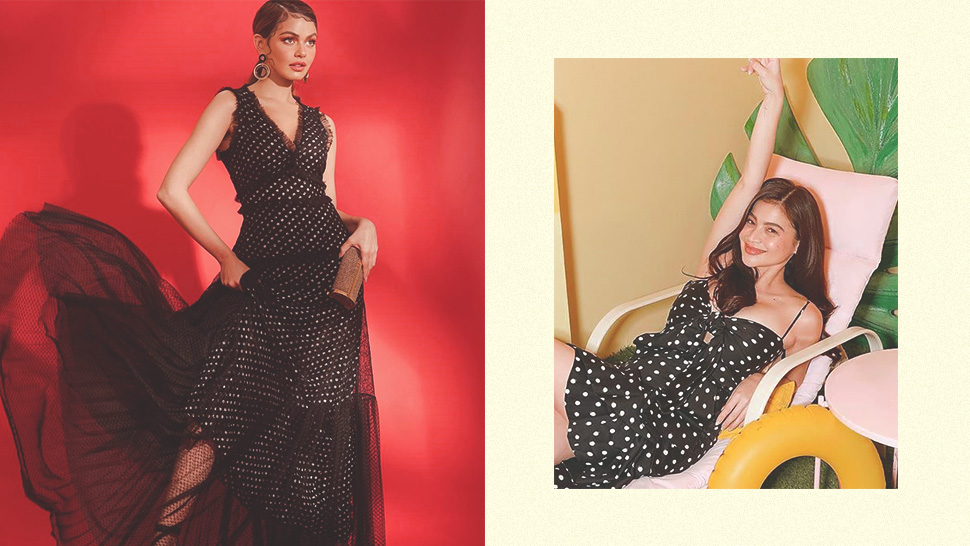 These Local Celebrities Will Convince You To Wear Polka Dots