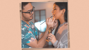 How This Licensed Nurse Became Gabbi Garcia's Makeup Artist