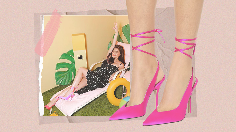 These Are the Exact Pink Pumps We Spotted Anne Curtis Wearing Recently