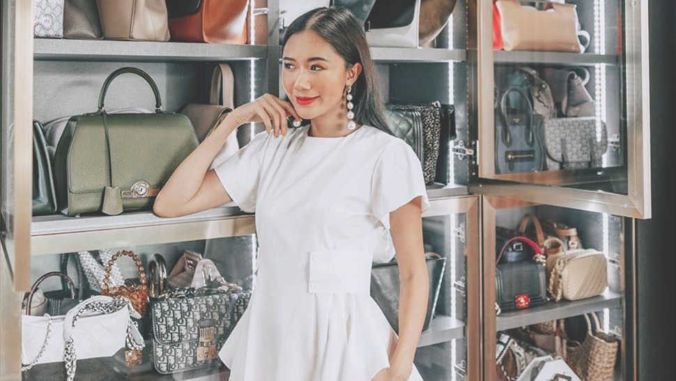 We're Obsessed With Camille Co's Instagram-famous Designer Bag Collection