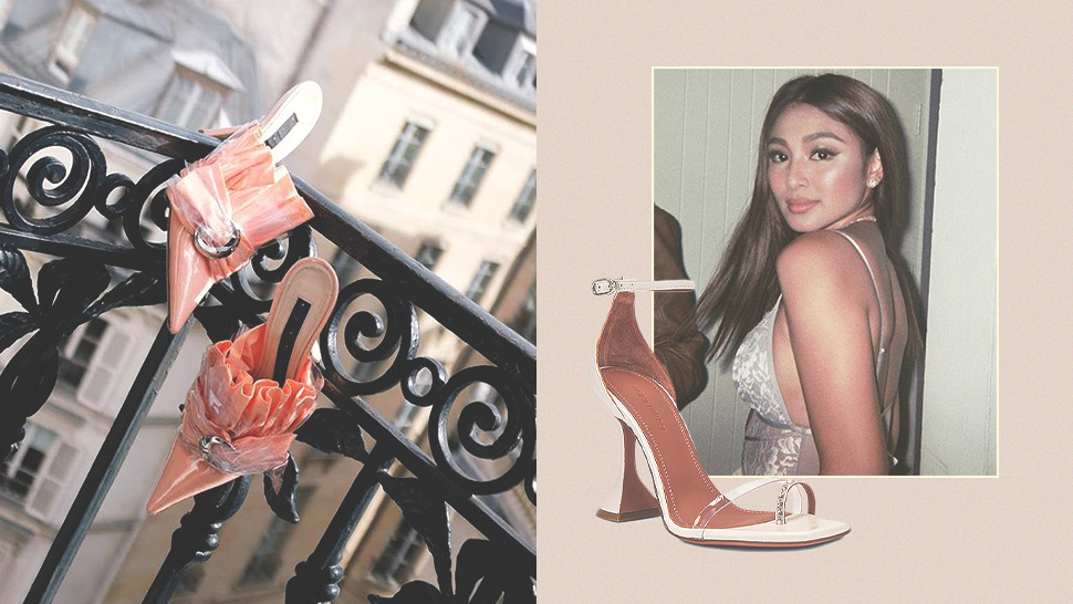 These Chic Celebs Own the Prettiest Heels on Top of Our Current Wish Lists