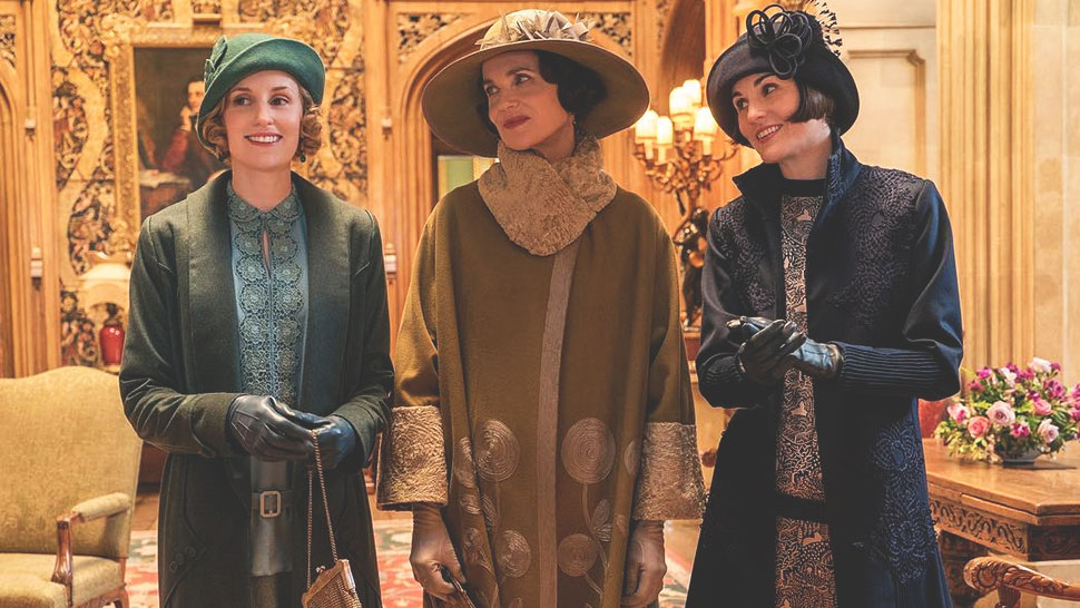 6 Fabulous Details to Love About the Downton Abbey Movie