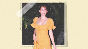 We Found The Exact Little Yellow Dress Elisse Joson Recently Wore