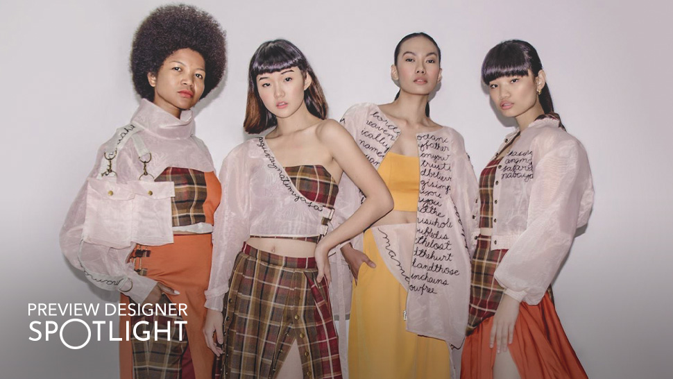 This Filipina Designer Is Making A Case For The Modern Maria Clara