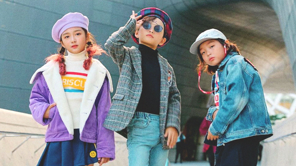 These Kids From Seoul Fashion Week Have Better Style Than You