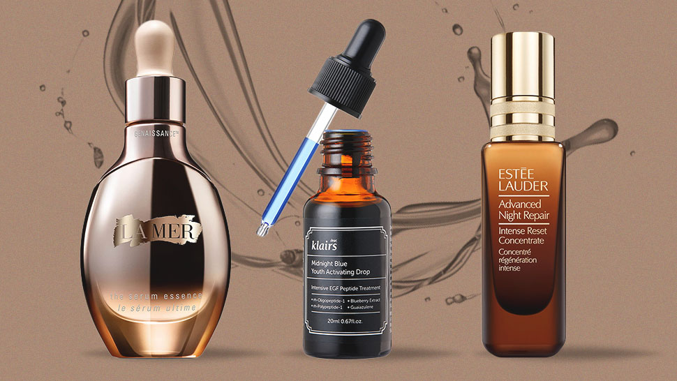 7 Face Serums That Will Help You Achieve Glowing Skin Overnight