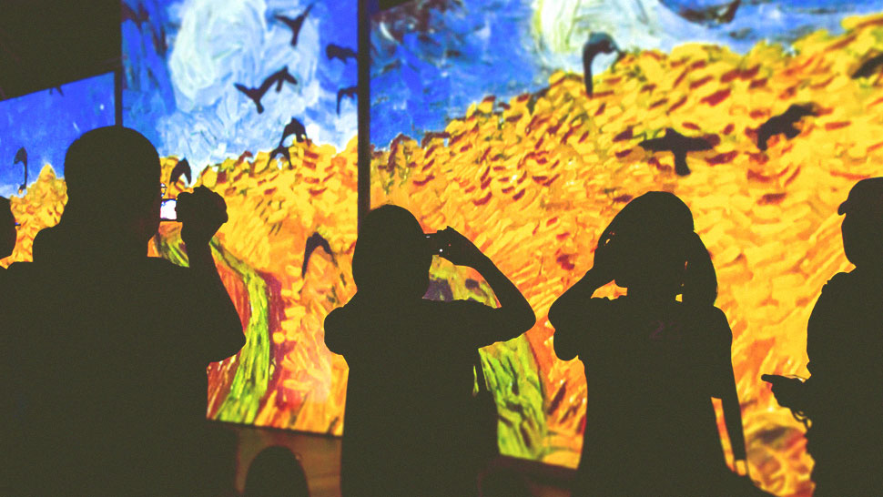 "7 Things to Keep in Mind Before Visiting the ""Van Gogh Alive"" Exhibit"