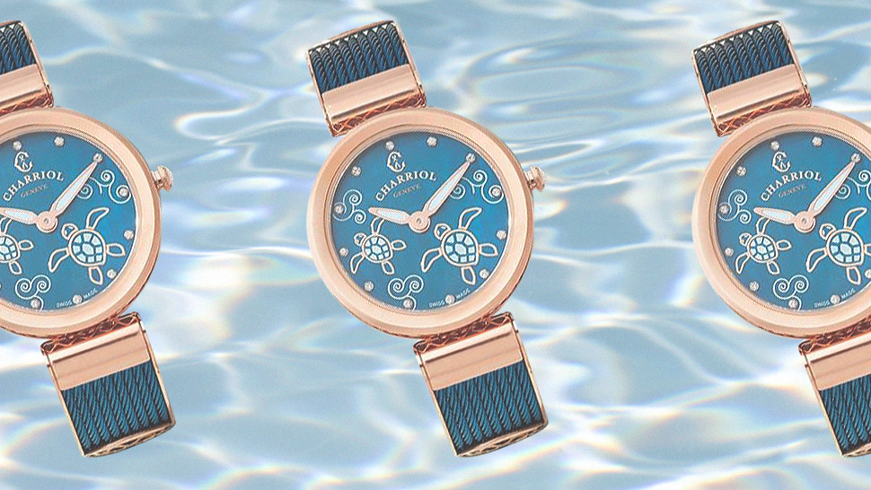 You'll Love Charriol's Newest Timepiece for a Noble Cause