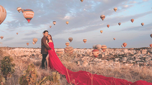 You Have To See Rodjun Cruz And Dianne Medina's Gorgeous Prenup Shoot In Turkey