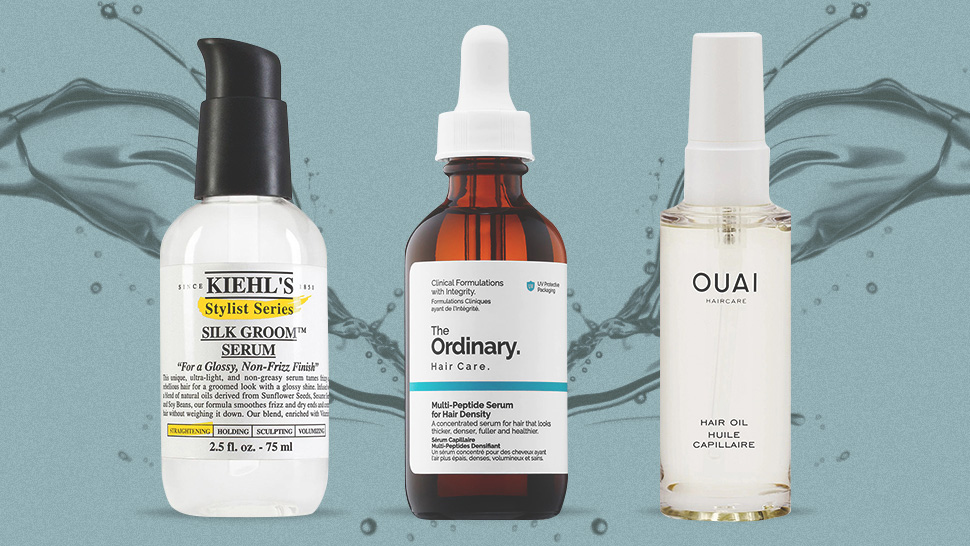 10 Best Men's Hair Serums For Fighting Frizz And Damage