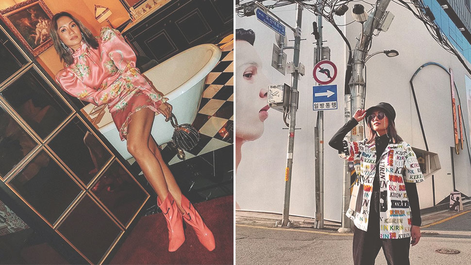 You'll Want To Cop Laureen Uy's Seoul Ootds For Your Next Trip To Korea