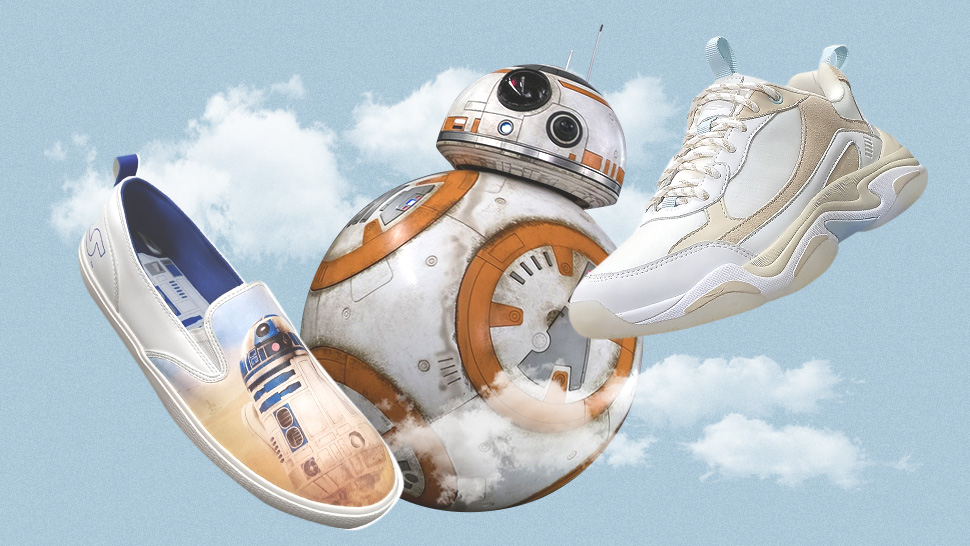 This Sneaker Brand Just Released A Star Wars Collection And We Want Everything