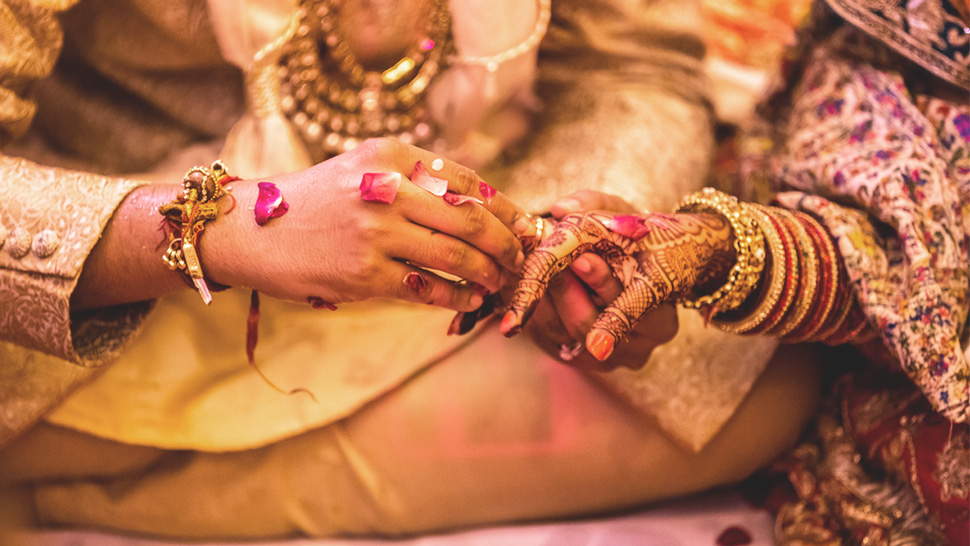These Are Some Of The Most Interesting Wedding Traditions Around The World
