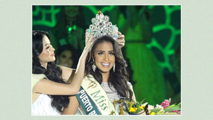 Miss Puerto Rico Nellys Pimentel Wins Miss Earth 2019