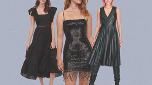 15 Stylish Black Dresses You Need Right Now, Depending On The Occasion