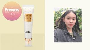This Korean Eye Cream Brightened My Dark Circles