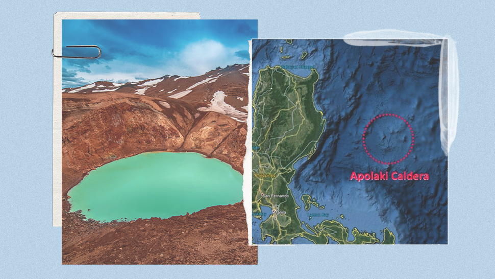 Massive Caldera Found In Philippine Seas—and It Could Be Earth's Biggest
