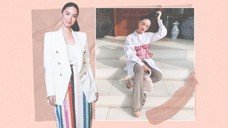 3 Heart Evangelista OOTD Combos to Master If You're a Fan of Her Style