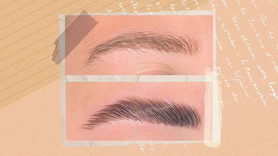 Brow Lamination Is the New Secret to Getting Feathery Eyebrows