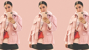 This Seems To Be Heart Evangelista's New Fave Ootd Combo