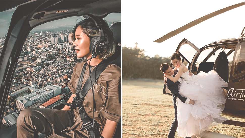How to Book a Helicopter Ride for a Romantic Proposal
