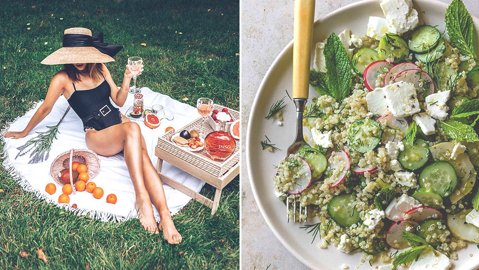 Here's How You Can Eat Salad Without Leafy Greens