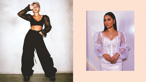 These Local Celebs Will Convince You To Wear Sheer Pieces