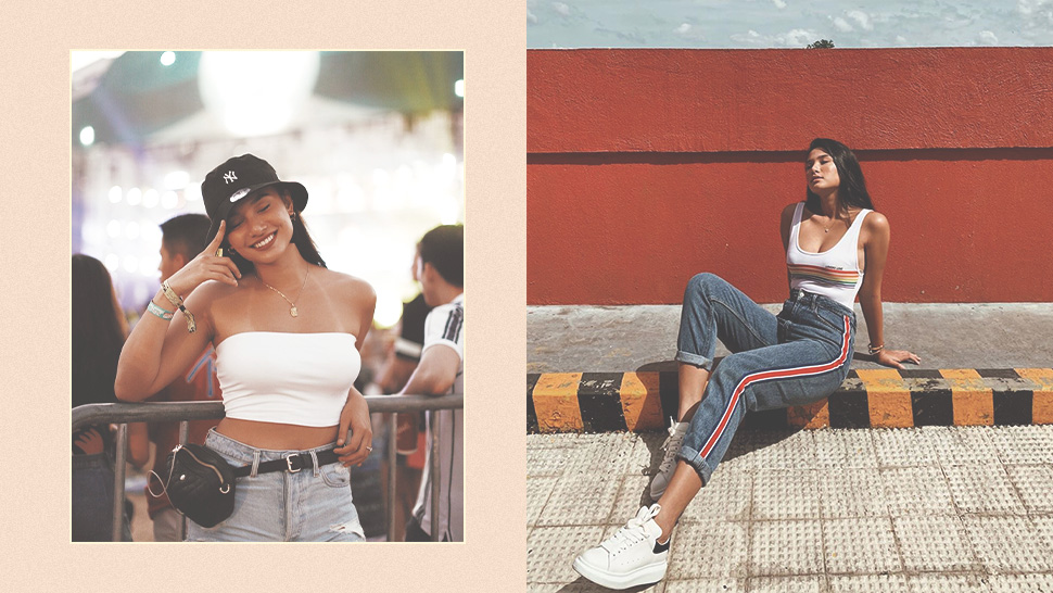 5 Easy Ways to Incorporate White in Your OOTDs, as Seen on Klea Pineda