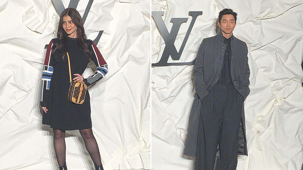 This Just In: Anne Curtis Finally Met Gong Yoo!